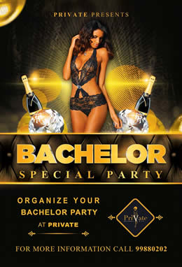 Bachelor special party